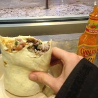 Photo taken at Qdoba Mexican Grill by Jason B. on 1/24/2014