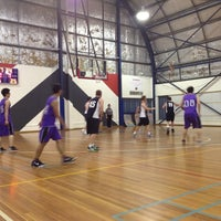 Photo taken at North Sydney Indoor Sports Centre by Tony C. on 10/3/2012