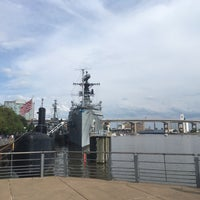 Photo taken at Buffalo & Erie County Naval & Military Park by Joshua T. on 5/28/2017