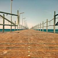Photo taken at Cancun Beach Resort by Mostafa F. on 6/3/2016