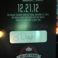 Photo taken at TGI Fridays by Don Y. on 12/12/2012