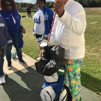 Photo taken at Andrews AFB Golf Course by Kim C. on 9/30/2017