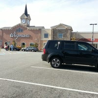 Photo taken at Wegmans by Tamm F. on 10/20/2012