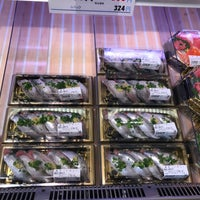 Photo taken at 角上魚類 長岡店 by (・◇・)/~~~ on 6/29/2017
