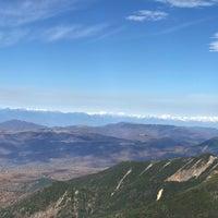 Photo taken at 硫黄岳山頂 by 2風@🌬 on 11/1/2017