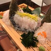 Photo taken at かにと活魚の店 日本海 海風亭寺泊 by (・◇・)/~~~ on 2/7/2017