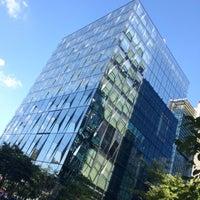 Photo taken at LG U+ by Shintaroh S. on 9/18/2014