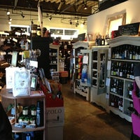 Photo taken at grapevine Wine Shop | Wine Bar by Theresa C. on 4/9/2013