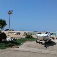 Photo taken at نادي المارينا للرياضات البحرية ب درة العروس by Ali G. on 10/17/2014
