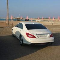 Photo taken at نادي المارينا للرياضات البحرية ب درة العروس by Ali G. on 12/6/2013