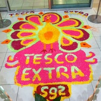 Photo taken at Tesco Extra by Harmansah H. on 11/14/2012