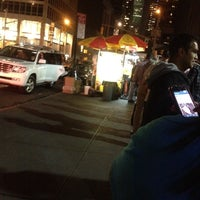 Photo taken at The Halal Guys by Steph C. on 10/6/2012