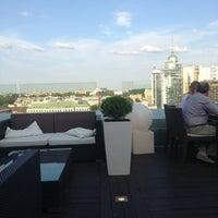 6/24/2013 tarihinde Вова В.ziyaretçi tarafından Москва City'de çekilen fotoğraf