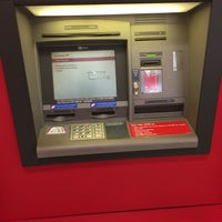 Photo taken at Bank Of America by Cristian R. on 6/27/2016
