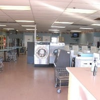 Photo taken at Maytag Just Like Home Laundry by David S. on 11/24/2012