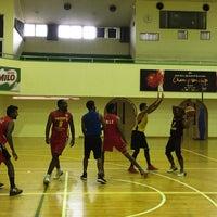 Photo taken at Social Centre Indoor Court by Mohamed J. on 5/1/2017
