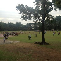 Photo taken at Marist School Football Grounds by Marvin P. on 1/18/2013