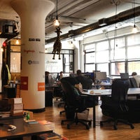 Photo taken at WeWork Labs NY by Billy M. on 5/7/2013