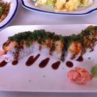 Photo taken at Fujiya Japanese Restaurant by Mamdouh B. on 12/29/2012