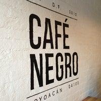 Foto tomada en Café Negro por Carlos A. el 7/14/2013