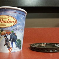 Photo taken at Tim Hortons by tanukik on 12/5/2012
