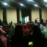 Photo taken at Masjid Salman ITB by Fivien S. on 7/9/2013