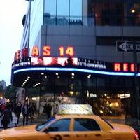 Photo taken at Regal Cinemas Union Square 14 by Tim L. on 5/29/2013