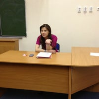 Photo taken at Гимназия № 1409 by Fil K. on 1/28/2013