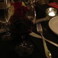 Photo taken at Gather Wine Bar by Ashlea B. on 12/16/2012