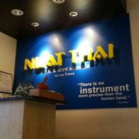 Photo taken at Nuat Thai by Dustin N. on 10/6/2013