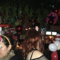 Photo taken at The Cubbyhole Bar by Jon P. on 12/17/2012