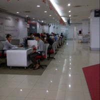 Photo taken at GraPARI Telkomsel by Wiwi A. on 1/28/2014