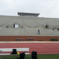 Photo taken at Lakewood Stadium by Ceasar A. on 4/4/2013