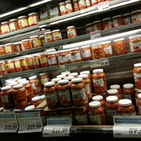 Photo taken at Super H Mart by Erik @ S. on 10/11/2012