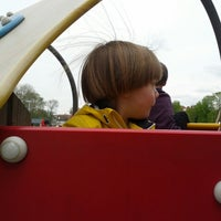 Photo taken at Clissold Park Playground by Amedeo F. on 4/28/2013