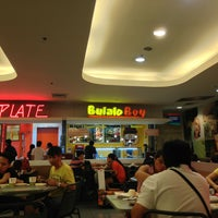 Photo taken at SM Food Court by Drew L. on 4/9/2013