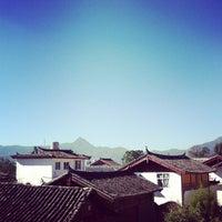 Photo taken at 丽江,云南省 by Zacky M. on 11/10/2012