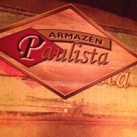 Photo taken at Armazén Paulista by João M. on 10/7/2012