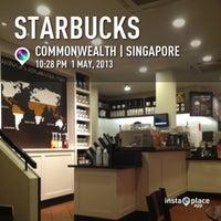 Photo taken at Starbucks by Ferdinand T. on 5/1/2013