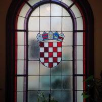 Photo taken at Consulado croata by Elizabeth R. on 8/1/2013
