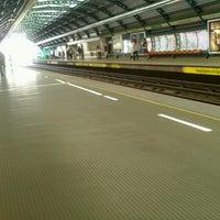 Photo taken at Metro Camino Agrícola by Pyon .. on 3/13/2013