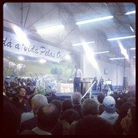 Photo taken at Igreja Mundial do Poder de Deus by Alexandre T. on 7/7/2013