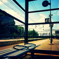 Photo taken at Gare SNCF de La Verrière by Simon C. on 5/31/2014