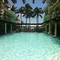 Photo taken at Boracay Mandarin Island Hotel by Kc Q. on 3/14/2013