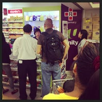Photo taken at Unity NTUC Healthcare by Evan L. on 6/23/2013