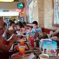Photo taken at Hamburguesas El Corral by Jorge C. on 7/1/2014
