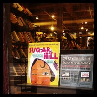 Photo taken at Sandmeyer's Bookstore by Monique W. on 3/22/2014