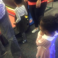 Photo taken at Chuck E. Cheese's by Monique W. on 2/13/2016