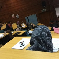 Photo taken at Faculty of Computer and Mathematical Sciences by Aminu R. on 5/23/2017