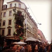 6/14/2014 tarihinde Sascha H.ziyaretçi tarafından BRN - Bunte Republik Neustadt'de çekilen fotoğraf